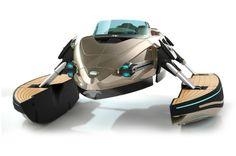 Yeni Bir İcat 2010 senesinde Avusturya'da kurulan Kormaran'ın amacı, lüks yatlarla en son model süper spor otomobilleri birleştirmekti. Şirket, 10 milyon Avro harcayarak bu hedefini gerçekleştirdi. Kormaran aslında tek gövdeli tekne; ama aynı zamanda katamaran, hatta trimaran ve isterseniz ha
