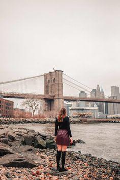 NYC Instagram Spots: Dumbo, Brooklyn