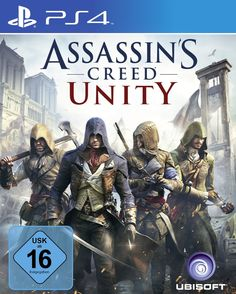 Assassin's Creed Unity - [PlayStation 4]: Amazon.de: Games