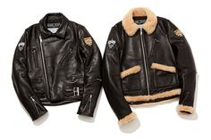Urban Designer Clothes For Boys JG Leather Jackets