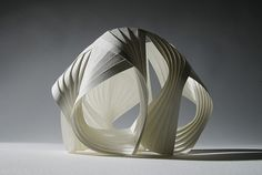 Untitled (Seed) Paper Sculpture Richard Sweeney