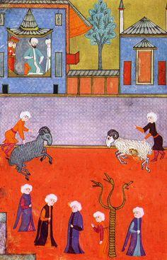 D ivan edebiyatında padişahın çocuklarının doğumu, sünneti, kızlarının, kız kardeşlerinin evlenmesi