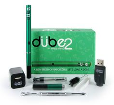 #WhiteRhino has now come out with the new #Dube Version 2.0 #Vaporizer Pen. The new #VaporPen includes an extra herb/wax cartridge and an e-liquid tank for vaporizing e-juice. The Dube 2.0 also includes extra cleaning wipes and a new dabber tool. #vapelife