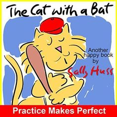 Tonight's #FREE #Bedtime Story Suggestion: The Cat With A Bat http://hamptonroads.myactivechild.com/blog/bedtime-story-suggestion-cat-bat/