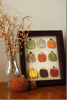 Simple Cute Paper Craft for Fall