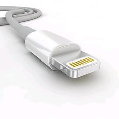 8Pin USB Lightning Data Charger Cable for iPhone 5S 5C iPad Air 4 Mini 1m 2m 3m