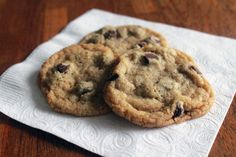 best low fodmap chocolate chip cookies