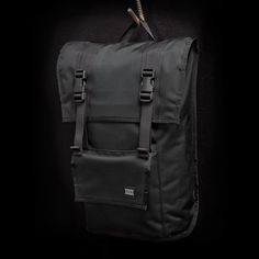 The Sanction  Small Weatherproof Rucksack    The Sanction is a compact weatherproof rucksack designed to hold the daily essentials. Built to last a lifetime with waterproof fabrics and military spec. construction.    The Sanction also features multiple weatherproof compartments, urethane coated zippers, waterproof materials, and an internal frame sheet. Large zippered pocket fits laptop computers such as the 15in MacBook Pro, 13in MacBook Air, or iPad. Made in the USA with a lifetime…