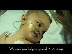 This is a video of 18-month old Ava DelRicco who was critically injured when the car she was riding in with her mother was crashed into by Andre James Kaczynski.  He was under the influence of PCP and walked away with no injuries. It won't take long to watch and you will be touched by this video.