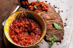 Carne de panela com molho rústico   Panelinha - Receitas que funcionam