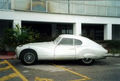 1952-1954 FIAT 8V BERLINETTA - engineered in house by Dante Giacosa, designed by Fabio Luigi Rappi