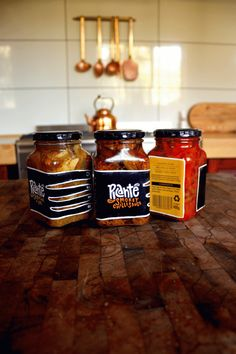 PICANTE CHILLI SAUCE by Sonia Dearling, via Behance PD