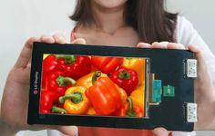 A LG anunciou hoje ter desenvolvido o que acredita ser o futuro das telas de smartphones. Com 5,5 polegadas, o display tem a maior resolução e densidade de pixels já vistas no setor de smartphones, e foi feito na intenção de atender à demanda por dispositivos maiores - como phablets.Primeiro painel