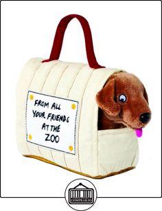 Dear Zoo - Perro de peluche en bolso (20,3 cm)  ✿ Regalos para recién nacidos - Bebes ✿ ▬► Ver oferta: http://comprar.io/goto/B0060L22IQ