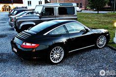 Porsche 997 mk2 Targa 4S - Google Search