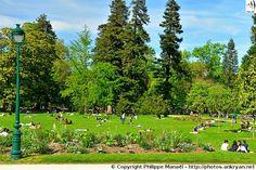 Jardin public de Bordeaux (Aquitaine, Gironde)