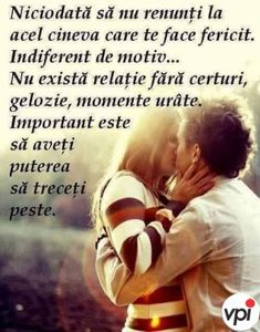 Important într-o relație - Viral Pe Internet Motto, True Love, Spirituality, Quotes, Internet, Gucci, Wallpaper, Impressionism, Love