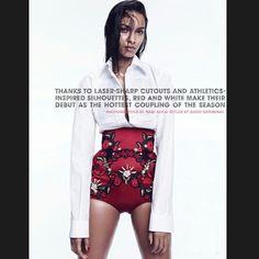 #StefanoGabbana Stefano Gabbana: @elleusa ❤️❤️❤️#madeinitaly