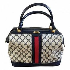 Buy your gg cloth vanity case Gucci on Vestiaire Collective, the luxury consignment store online. Second-hand Gg cloth vanity case Gucci Blue in Cloth available.
