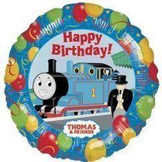Thomas and Friends Balloons 18' (3 Balloons). #Thomas #Friends #Balloons #Balloons)