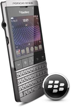 The Porsche Design P'9981 smartphone from BlackBerry®