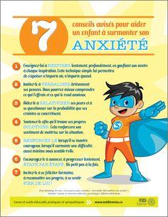 gestion de l'anxiété