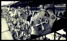 Pont neuf lock