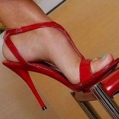 high heels – High Heels Daily Heels, stilettos and women's Shoes Open Toe High Heels, Red High Heels, Platform High Heels, Hot Heels, Strappy Sandals Heels, Sexy Heels, Sandals Outfit, Stilettos, Stiletto Heels