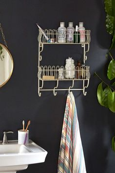 Abigail Wire Shelf - Urban Outfitters #UOonCampus