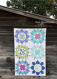 Sew Handmade Swoon Quilt