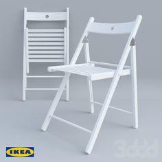 Стул складной IKEA