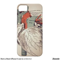 Have a Heart iPhone 6 case Barely There iPhone 6 Case