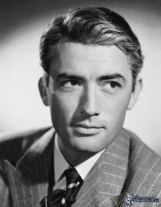 Gregory Peck: young & pretty