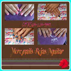 Salón de uñas Mercynails Rojas Aguilar #Mercynails Organic, Salon Nails