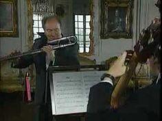 Jean-Pierre Rampal, bass flute -- absolutely effortless