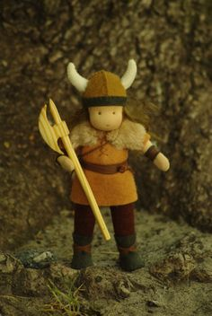 Hey, I found this really awesome Etsy listing at https://www.etsy.com/listing/217684858/viking-waldorf-doll-original-gift-for