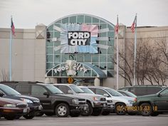 Ford City Mall is an enclosed shopping mall on the far Southwest side of Chicago in the West Lawn neighborhood on Cicero Avenue. Chicago City, Chicago Area, Chicago Illinois, Chicago Shopping, Shopping Mall, Ford City, South Side Chicago, Chicago Pictures, Planets Wallpaper