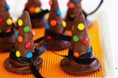 Celebrate the spookiest day of the year with these fun Halloween recipes. Need more ideas? See our kids' party food collection and our recipes for leftover pumpkin. Holiday Treats, Halloween Treats, Halloween Party, Halloween Foods, Halloween Witches, Holidays Halloween, Holiday Recipes, Happy Halloween, Christmas Snacks
