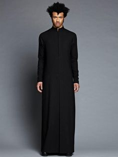 PERFECT MENSWEAR designed  by Ahmed Abdelrahman, the newest protege of Rick Owens and Michele Lamy