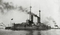 "Russian battleship ""Andrey Pervozvanny"" (""Andrew"")"