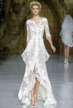 Top 25 High Low Wedding Dresses   http://www.deerpearlflowers.com/high-low-wedding-dresses/