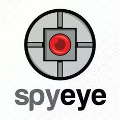 Exclusive Customizable Logo For Sale: Spy Eye   StockLogos.com