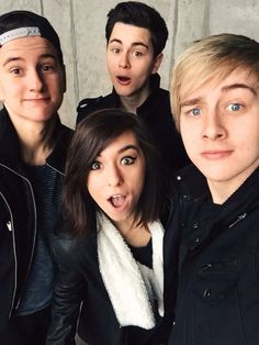 Before You Exit and Christina Grimmie. Christina was shot and killed while giving autographs to fans a few minutes after her once with Before You Exit.  She was injured at 10:45 and died a little while later. 1994-2016 RIP Christina. ❤️