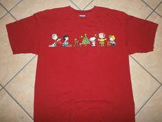 Peanuts Christmas Shirt