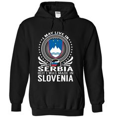 Live in Serbia - Made in Slovenia