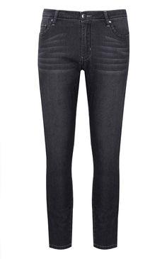 Primark - Jean skinny gris