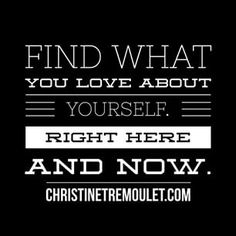 Find what you love a