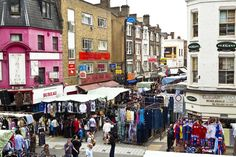 Your Guide to Visiting Petticoat Lane Market