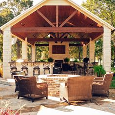 Outdoor Pavilions Design Ideas, Pictures, Remodel, and Decor - page 34