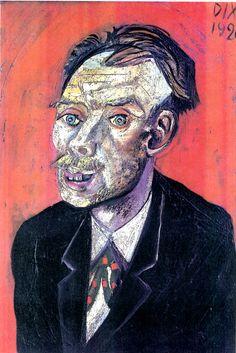 Otto Dix   Max Jacob (1920)